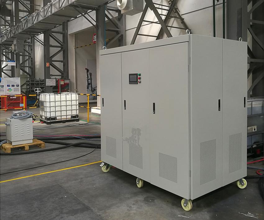电动汽车电机测试350kVA直流电源