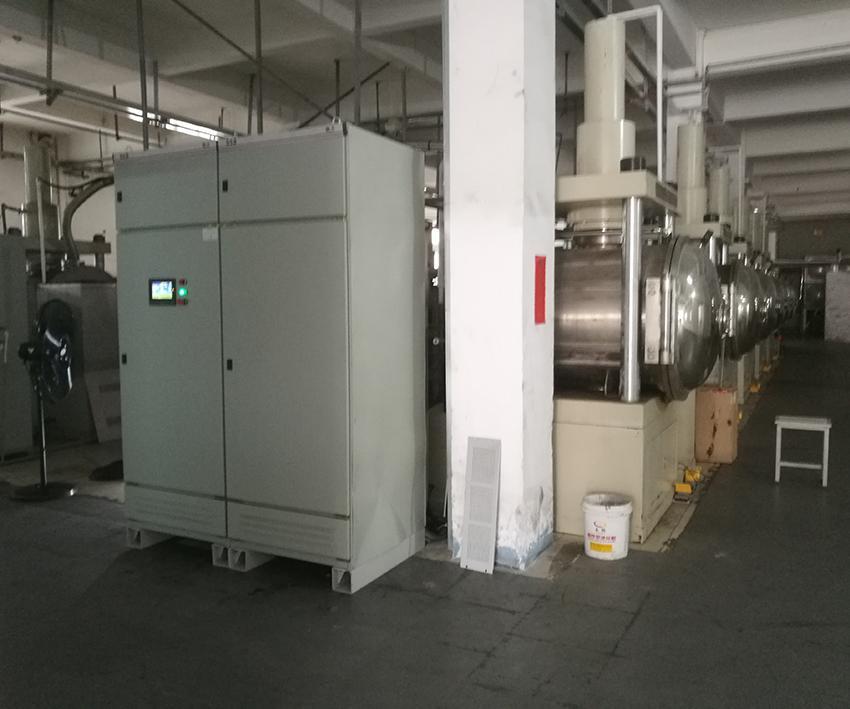 上海未来集团采购我公司直流恒流恒压电源