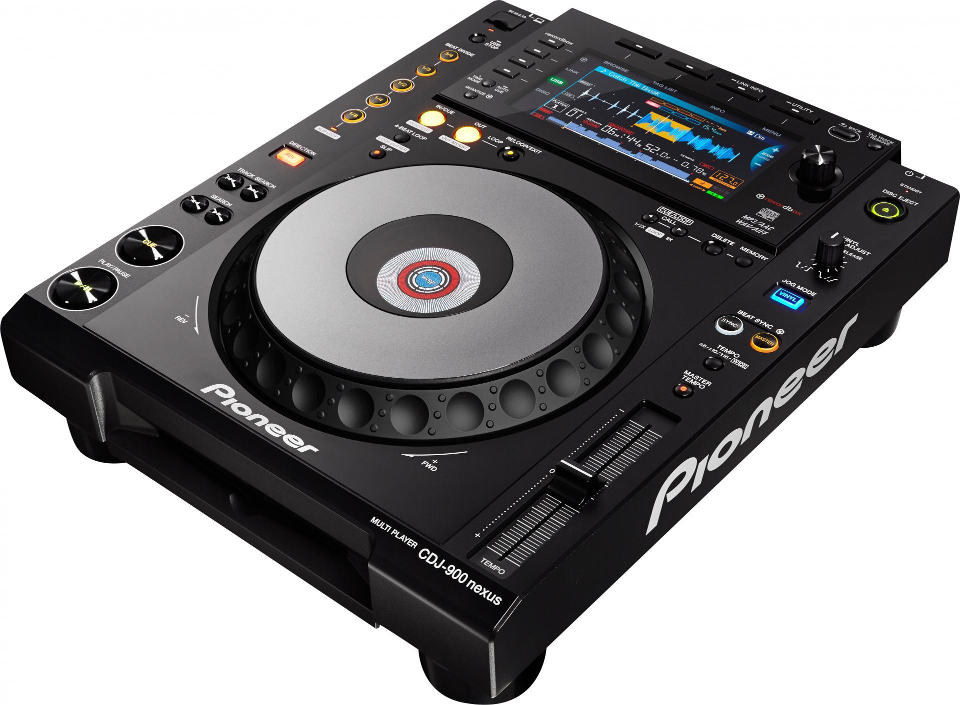 先锋CDJ-900nexus打碟机