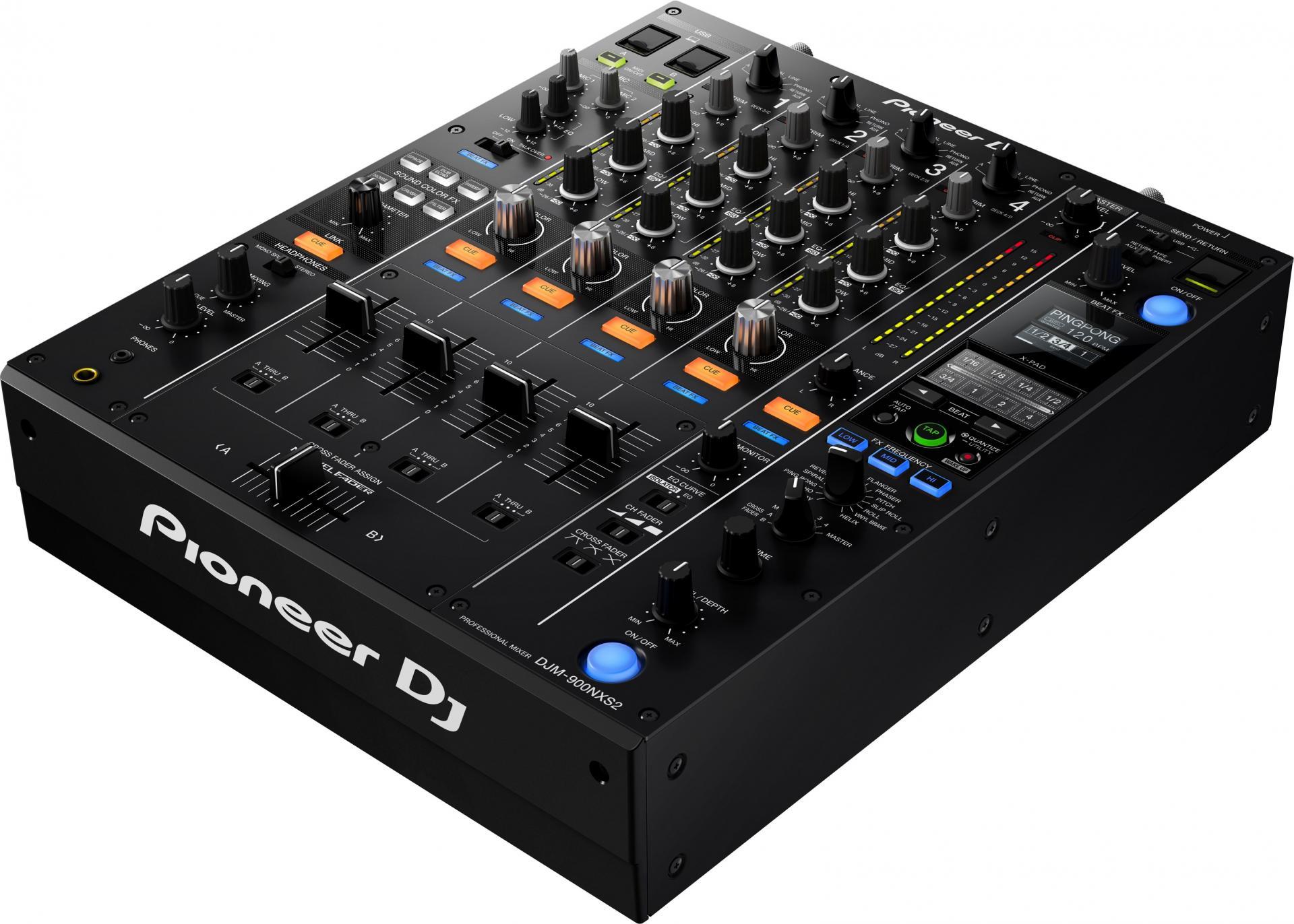 先锋DJM-900NXS2混音台