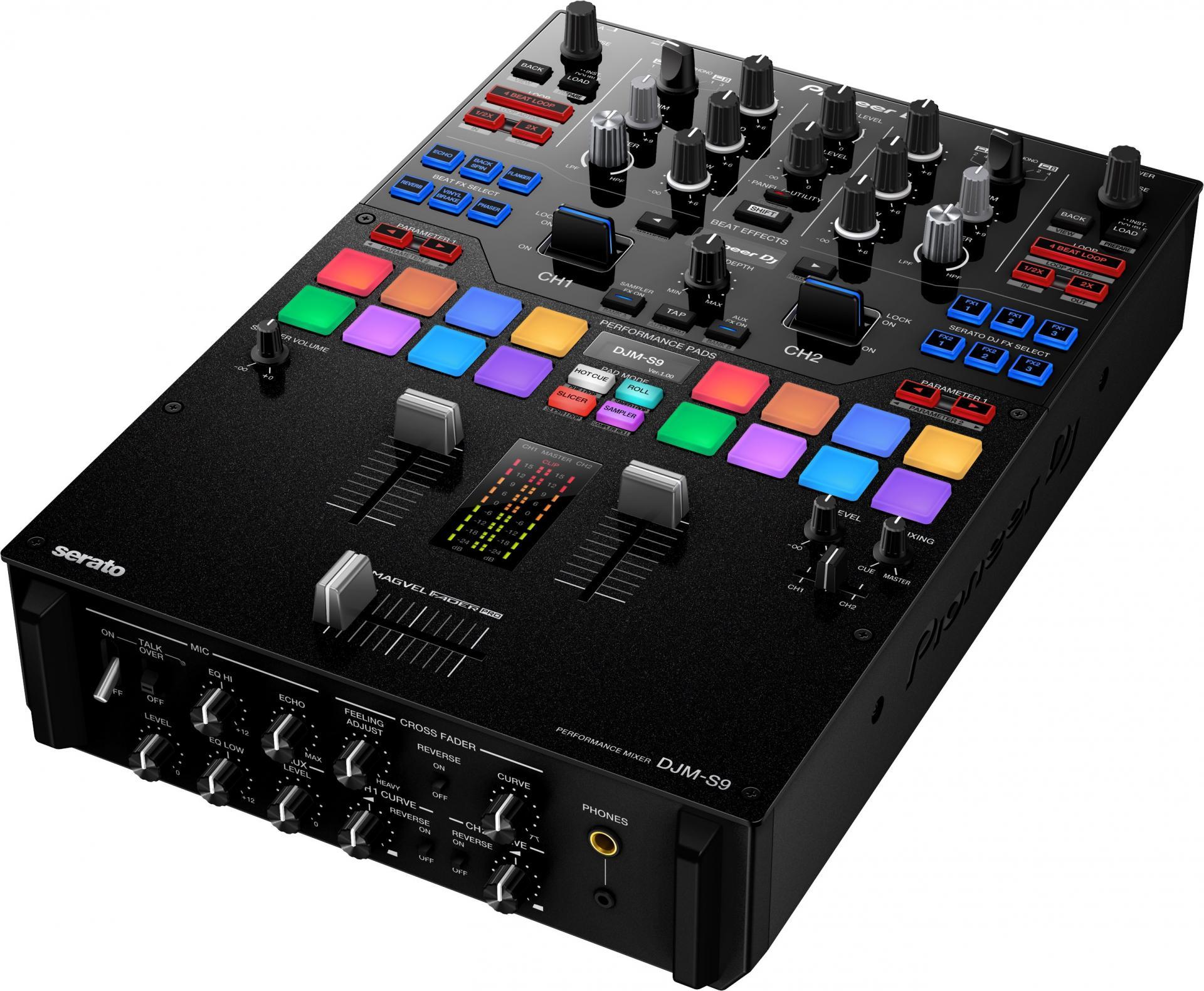 先锋DJM-S9混音台