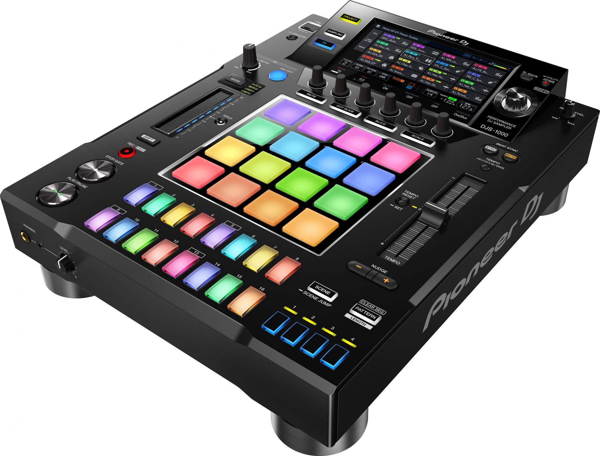 先锋DJS-1000采样器