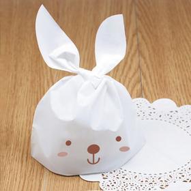 可爱长耳朵小兔子糖果袋