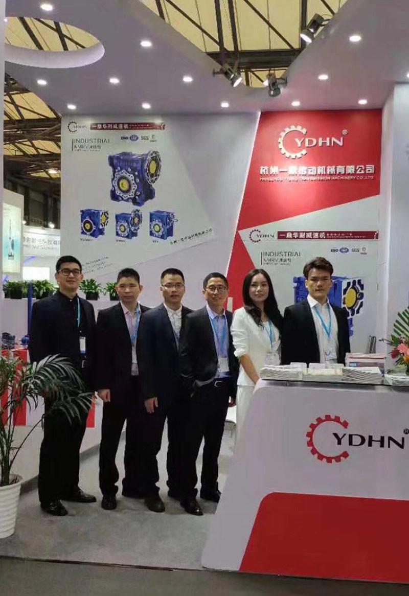 2018年11月上海PTC展会