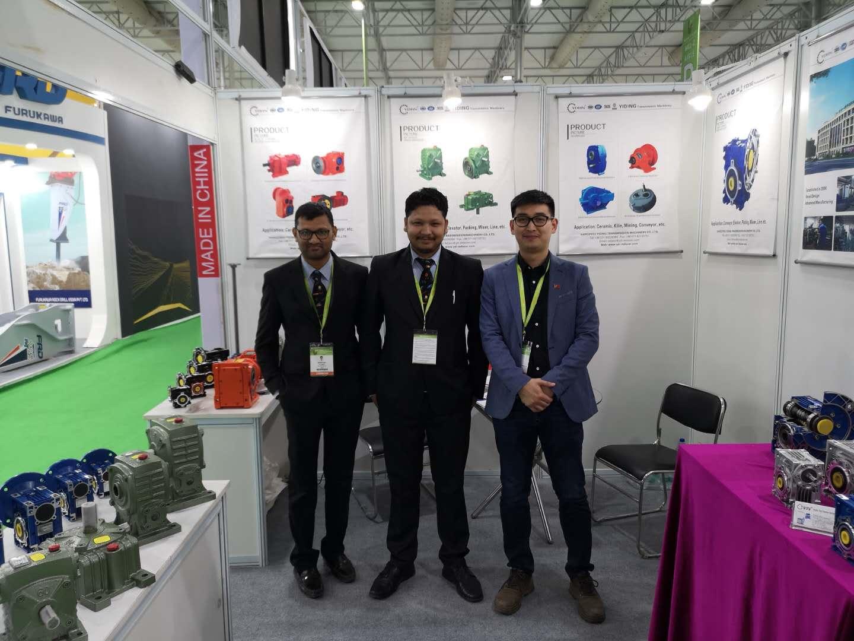 2018-12月印度展会