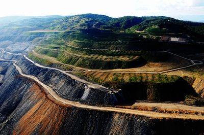 矿山生态修复项目