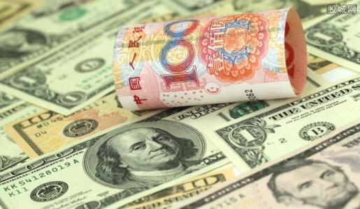 23日人民币对美元汇率中间价下调4个基点