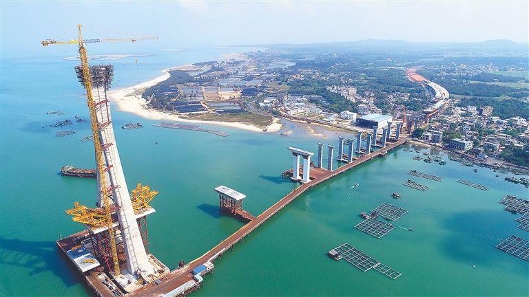中国交通运输基础设施位居世界前列