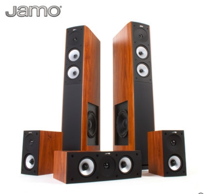 Jamo 尊宝 S628 HCS3 家庭影院 音箱套装