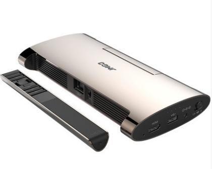 新乡坚果M6手机投影微型家用wifi无线便携迷你办公投影机