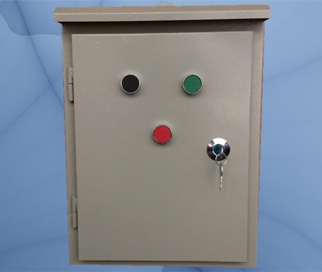 搅拌机/电机用正反转控制箱/按钮箱4KW