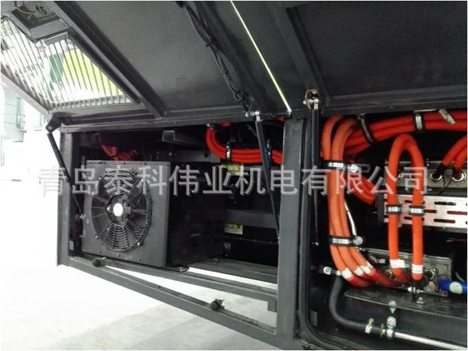 电池热管理控制系统