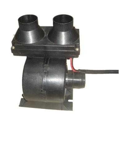 电动车暖风机48~96V双风口