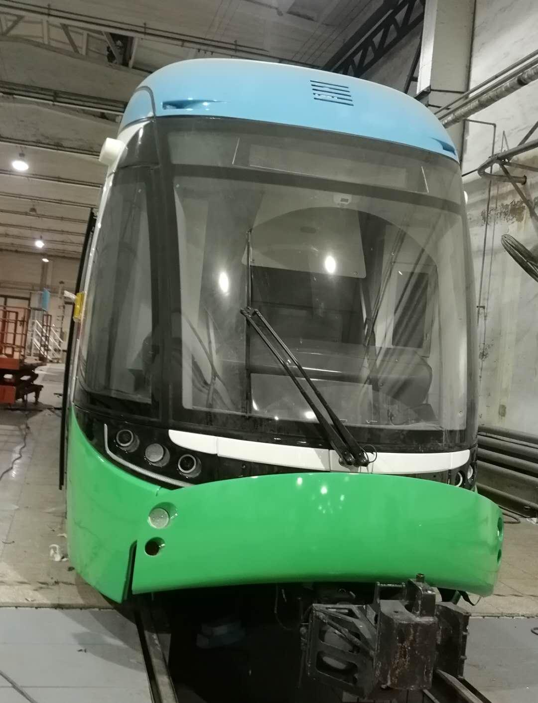 我公司电池热管理控制系统中标北京双源电车项目