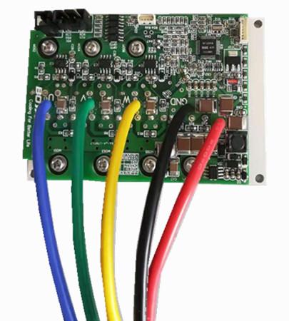 电动空调压缩机驱动板