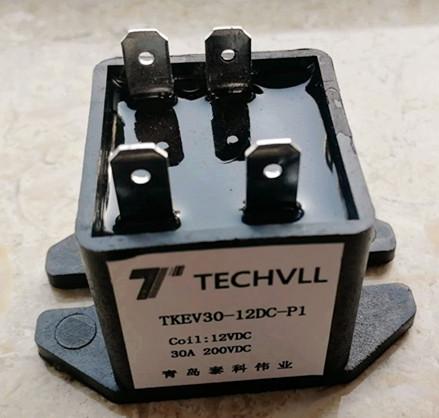 直流环境用200VDC  30A直流接触器 P1型插片款