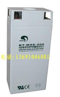 BT-MSE-200赛特蓄电池2V200AH
