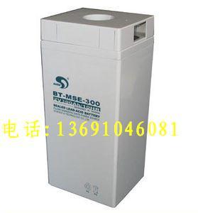 BT-MSE-300赛特蓄电池2V300AH