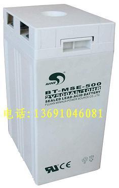 BT-MSE-500赛特蓄电池2V500AH