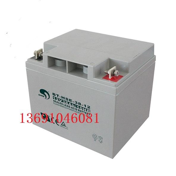 赛特蓄电池BT-HSE-38-12使用需注意: