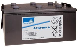 A412/180 A,12V180AH