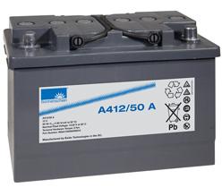 A412/50 A,12V50AH