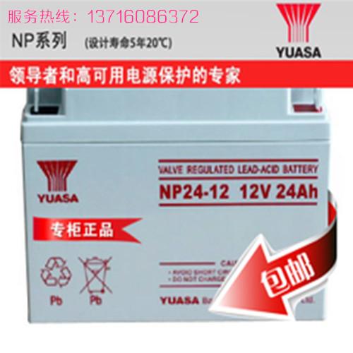 日本汤浅NP24-12蓄电池