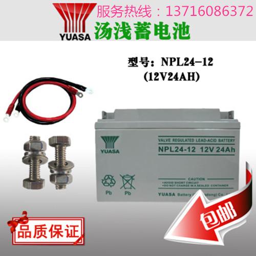 汤浅电池NPL24-12(12V24AH)