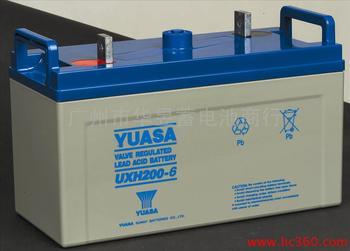 汤浅UXH200-6蓄电池规格