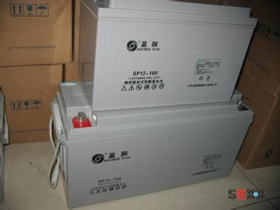 圣阳SP12V系列电池