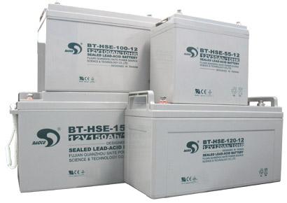 赛特蓄电池BT-HSE-12V中型密封电池