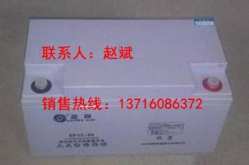 圣阳蓄电池内部电阻的测试