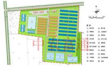 畜牧水产园区规划