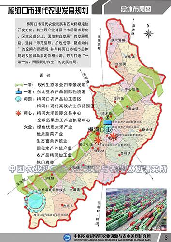 梅河口市现代农业发展规划