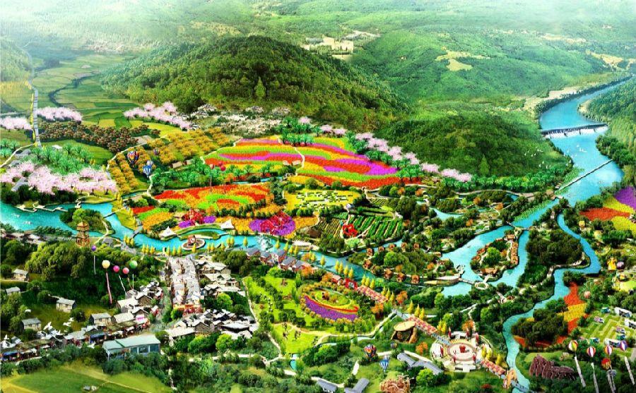 甘肃省张掖市甘州区国家现代农业示范区总体规划