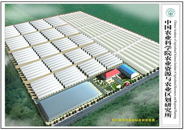 涿州市蔬菜产业发展规划(2010—2015)