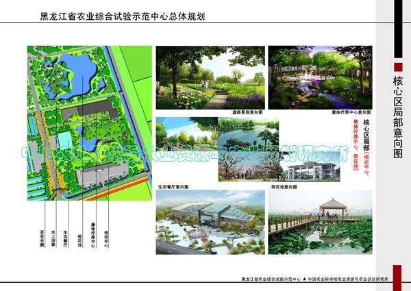 黑龙江省农业综合试验示范中心总体规划