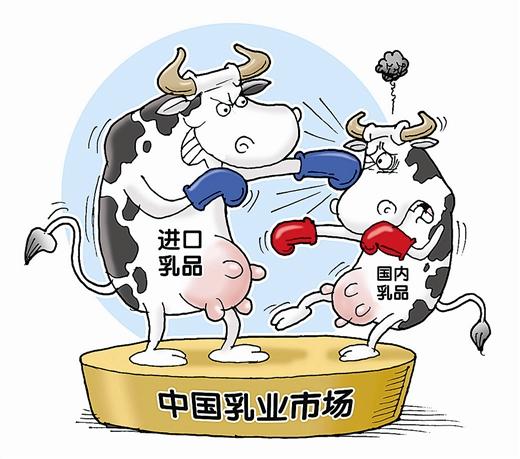 倒奶杀牛再现奶农如何摆脱乳业魔