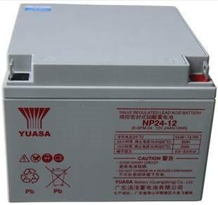汤浅NP24-12蓄电池