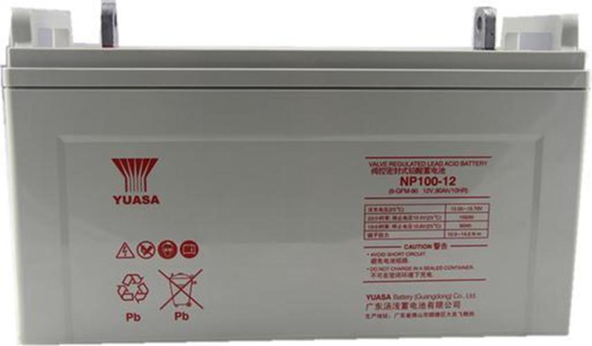 汤浅NP100-12蓄电池