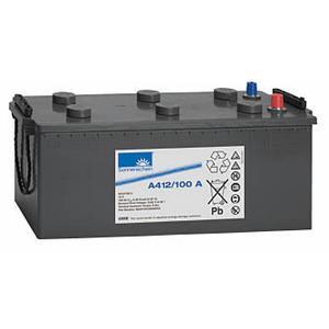 沈阳德国阳光蓄电池A412/120A参数