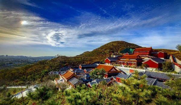 大觉寺恭诵华严经圆满70句华严经的精华回顾。