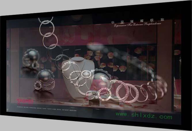 Guangyuan 46寸透明屏