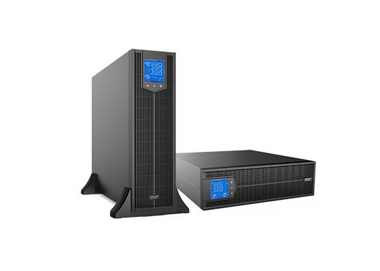 KR系列三进三出UPS(10-20KVA) (立式 / 机架式)