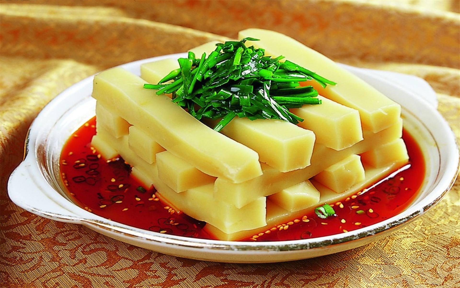 【小吃培训】米豆腐技术培训 米豆腐做法培训班 米豆腐培训学校