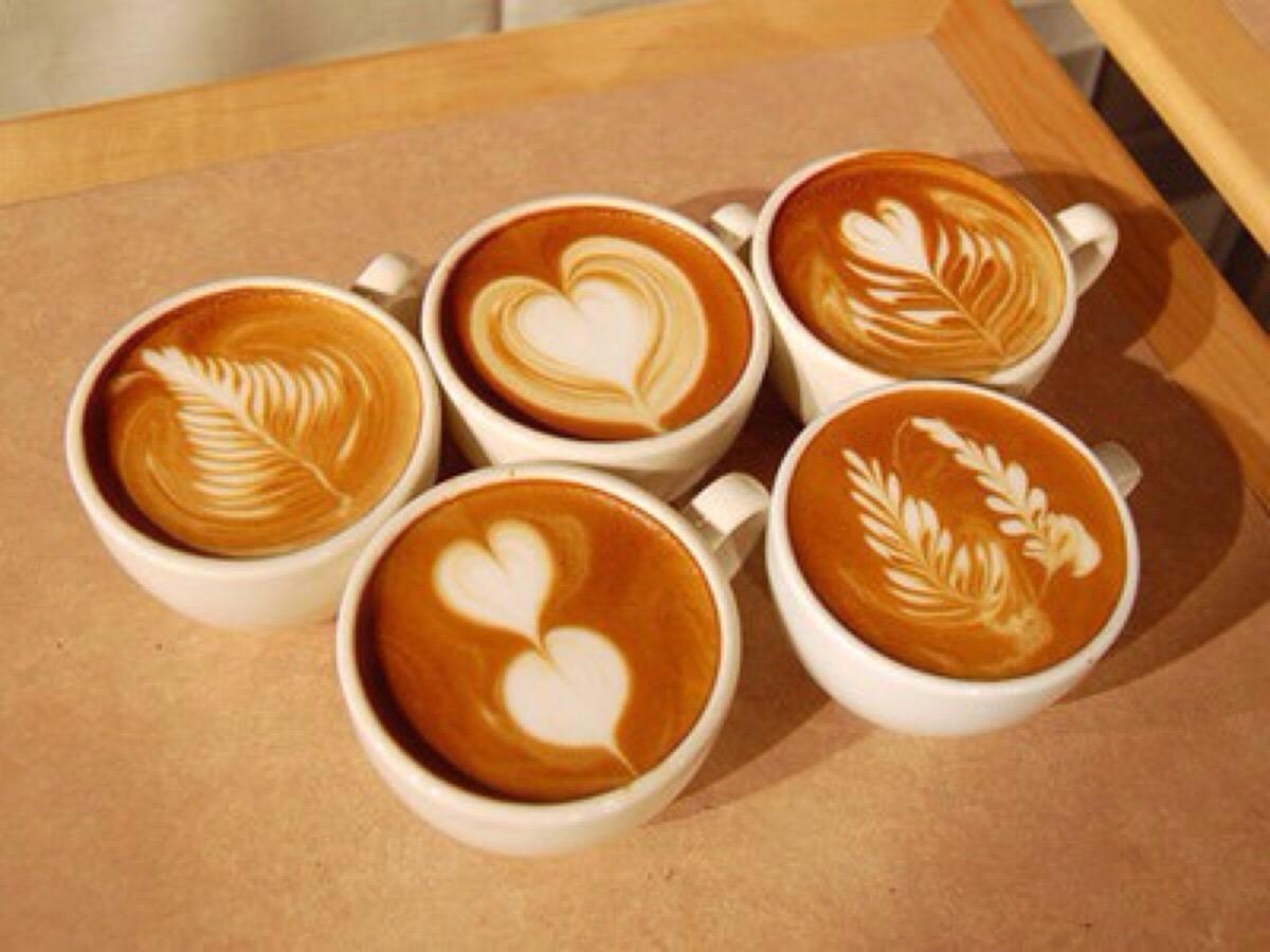 【饮品培训】花式咖啡技术培训 花式咖啡做法培训班 花式咖啡培训学校