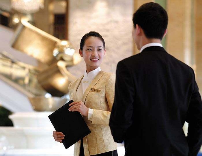 酒店接待、服务人员礼仪培训班