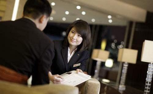 酒店应变礼仪与销售沟通技巧培训班