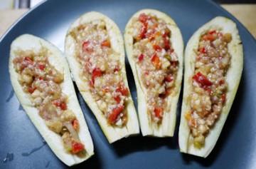 奶酪焗茄子的做法,味道不错的西餐茄子吃法