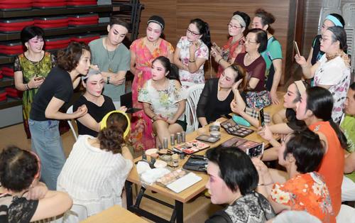 专业化妆师班 专业化妆师学习哪些内容
